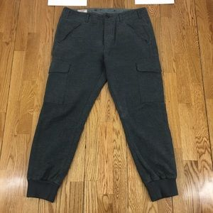 JCrew Wallace and Barnes men's joggers 35